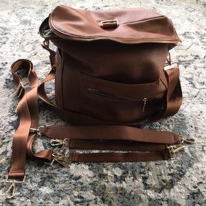 Miss Fong diaper bag/backpack